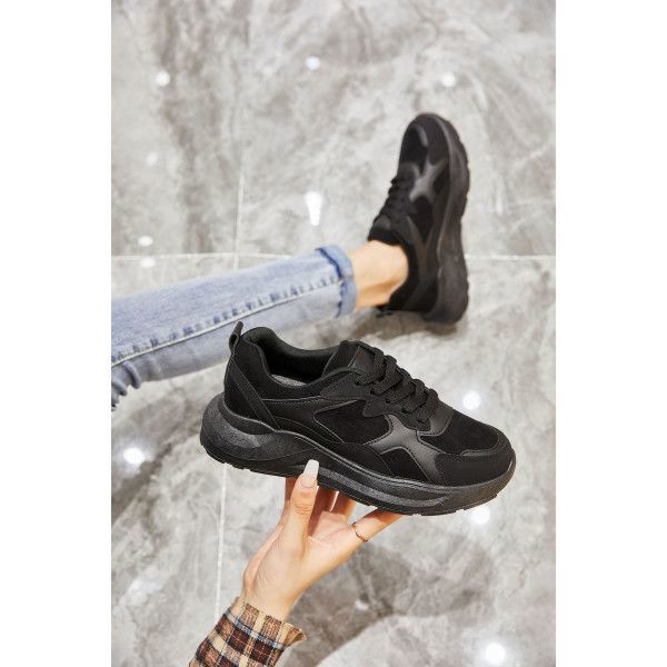 Ideal Sneaker Nora Black