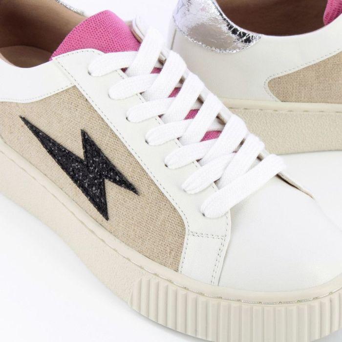 Vanessa Wu Sneaker Fush