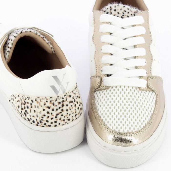 Vanessa Wu Sneaker Upper
