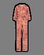 Aaiko Jumpsuit Germaine Arabian Red