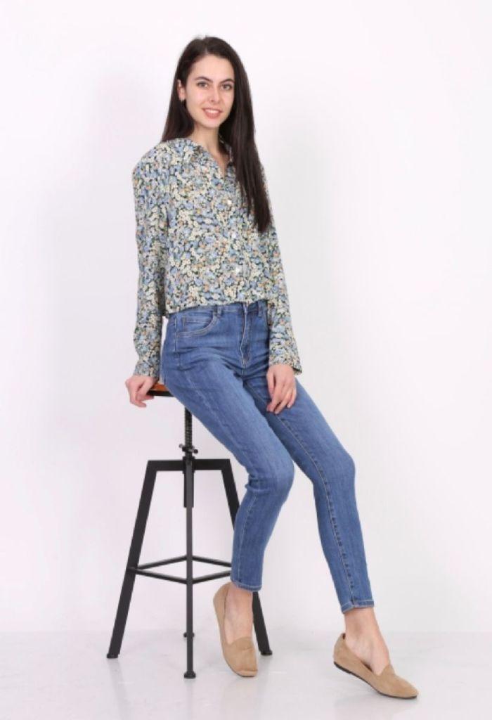 Toxik Jeans Slim Blue