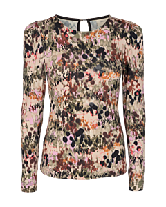 Freequent Blouse Prue Capers mix